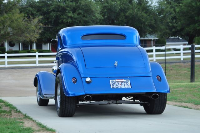 1934 ford 5 window steel body street rod coupe for 1934 ford 5 window coupe street rod