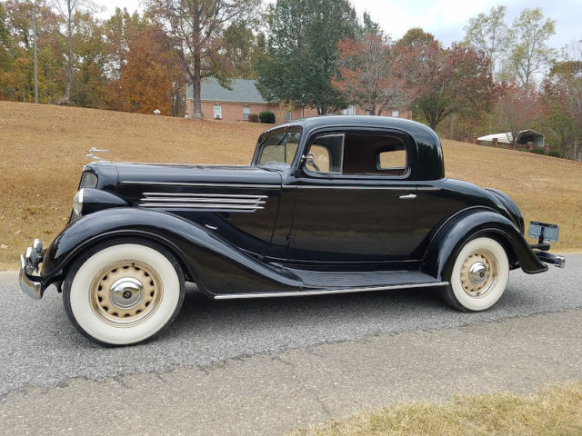 1935 buick 3 window coupe for 1935 3 window coupe