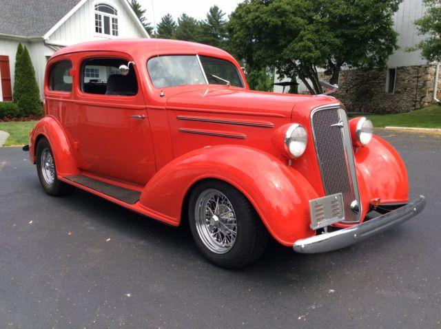 1935 chevrolet master sedan 2 door 383 chevy stroker motor for 1935 chevrolet 4 door sedan