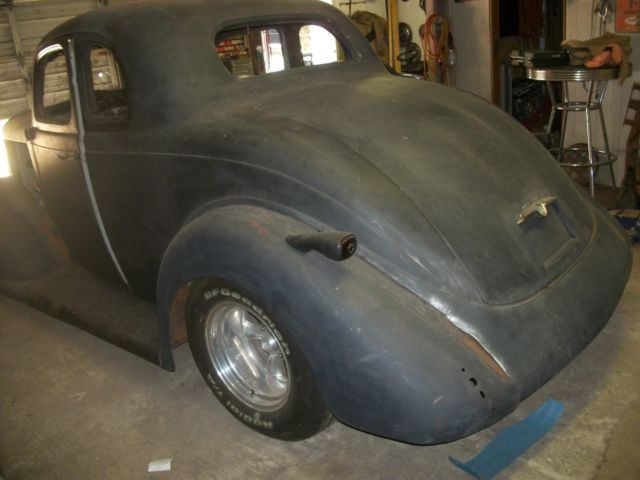 1935 Dodge Coupe Project Car Street Rod-Rat Rod