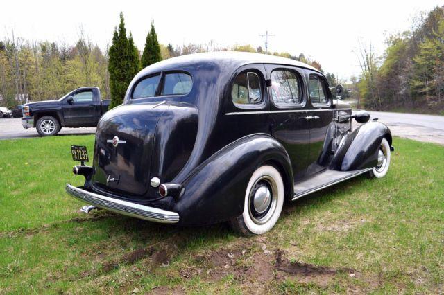 1936 buick 4 door sedan for 1936 chevy 4 door sedan