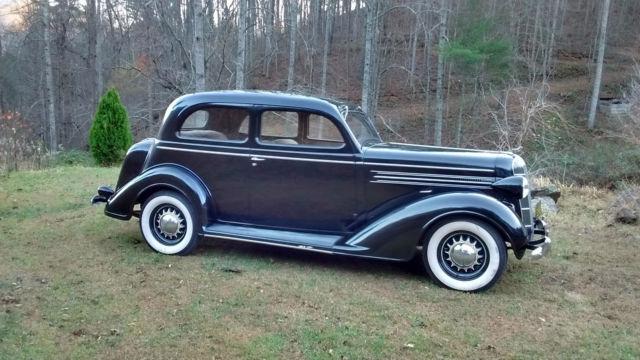 Dodge Of Burnsville >> 1936 dodge brothers 2 door sedan original - 1959 ford F2 truck panel delivery
