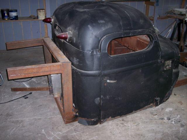1937 Dodge Rat Rod Hot Rod Street Rod Truck Body And Frame