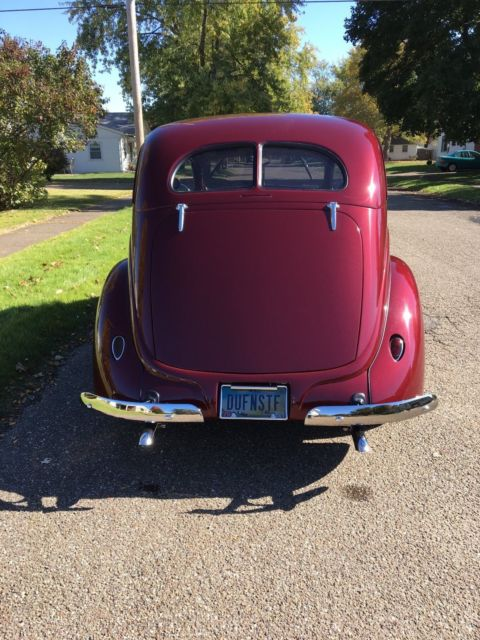 1937 ford 2 door sedan flatback for 1937 ford 4 door sedan