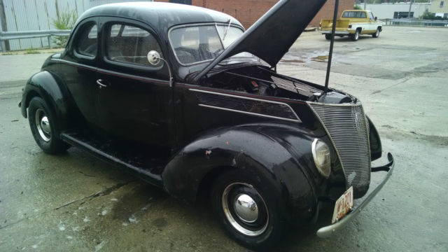 1937 ford 2 door sedan model 74 5 window business coupe for 1937 ford two door sedan