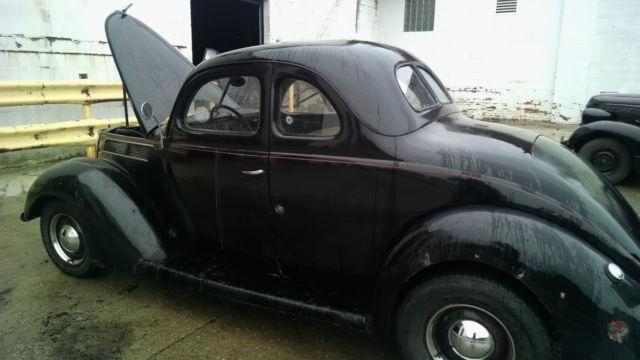 1937 ford 2 door sedan model 74 5 window business coupe for 1937 ford 2 door