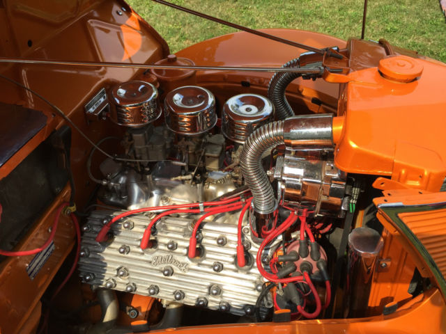 Ford Business Coupe Flathead Hot Rat Street Rod