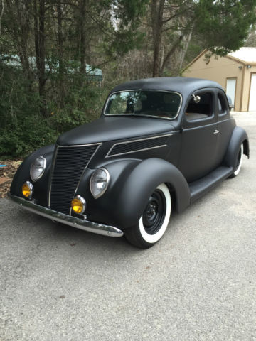 Ford Coupe Super Cool Old School Hot Rod on 1937 Ford Vin Number Location