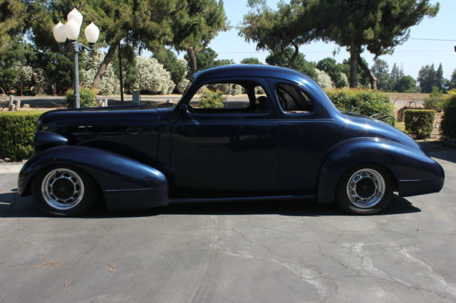 Used Cars Fresno Ca >> 1937 Pontiac Business Coupe Street Rod Fuel Injection Jag Suspension Project CA