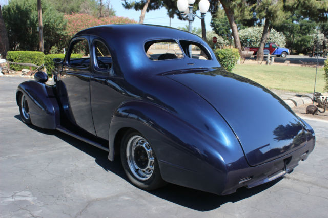 Used Cars Fresno Ca >> 1937 Pontiac Business Coupe Street Rod Fuel Injection Jag ...