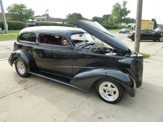1938 chevrolet 2 dr sedan chopped for 1938 chevrolet 2 door sedan