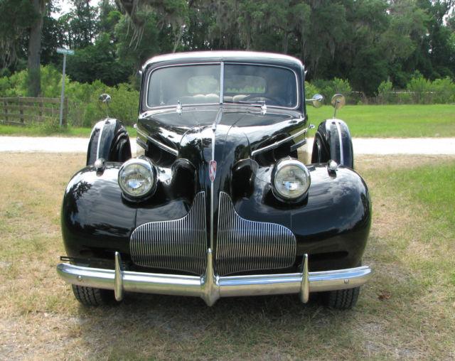 1939 Buick Century Sedan No Reserve