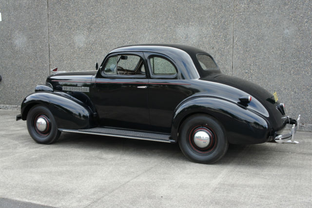 1939 chevrolet master deluxe business coupe