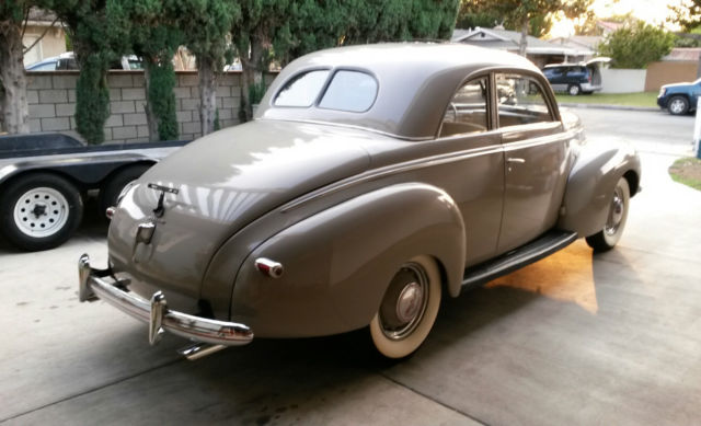 1939 Mercury Coupe Merc Chopped Custom 3 5 Window Rat