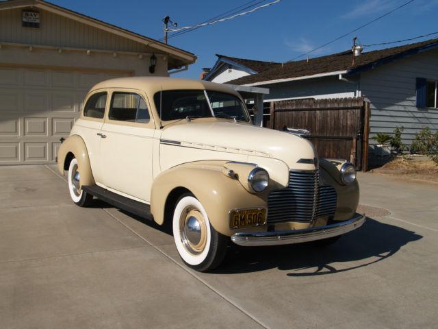 1940 chevrolet two door sedan stock exept for duel ehaust for 1940 chevy 2 door