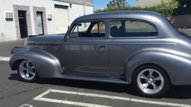 1940 chevy 2 door sedan custom bad a hotrod video for 1940 chevrolet 2 door sedan