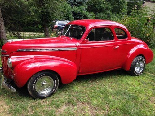 1940 chevy coupe 2 door new heater new wiper motors see for 1940 chevy 2 door
