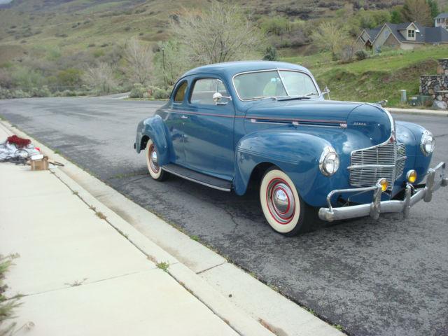 1940 dodge business coupe for 1940 dodge 2 door sedan