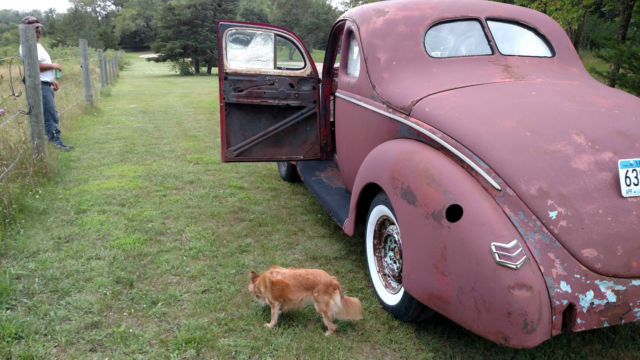 Ford Coupe Deluxe on Ford Flathead V8 Crate Engine For Sale