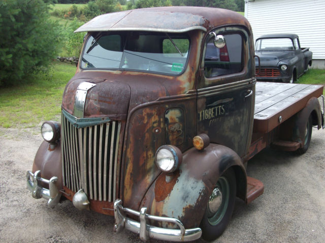1941 Ford Coe Rat Rod Hot Rod Cab Over Truck