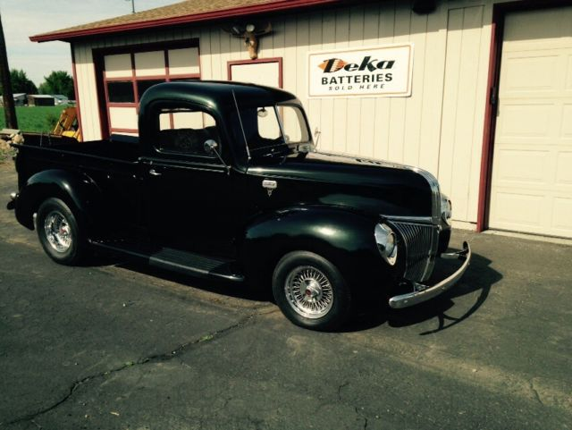 1941 Ford Truck, PickUp, Hot Rod