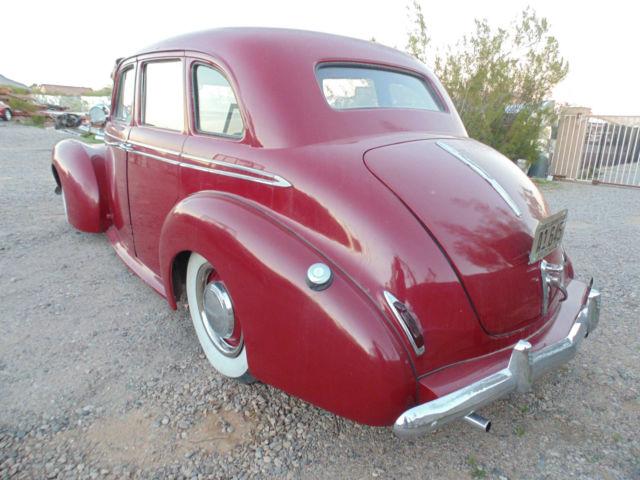1941 Studebaker Champion 4dr