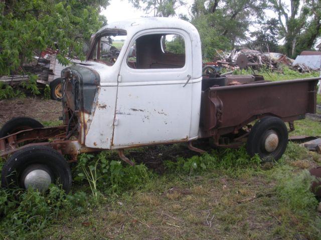 1946 chevy pick up truck original rat rod hot rod 1941 1942 1946. Black Bedroom Furniture Sets. Home Design Ideas