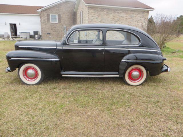 1946 ford sedan for 1946 mercury 4 door sedan