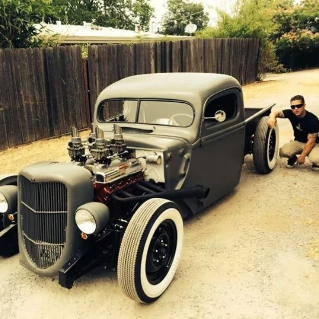 1942 Ford Truck Hot Rod