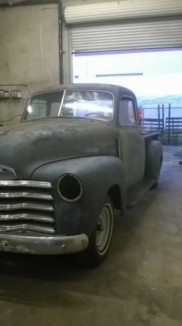 1947 chevy 3100 5 window truck 48 49 50 51 52 53 54 55 for 1947 chevy 5 window pickup