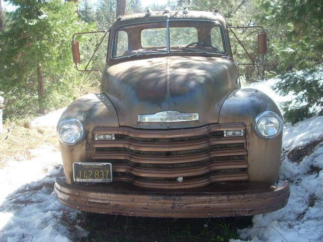 1947 Chevy 2 Ton Truck
