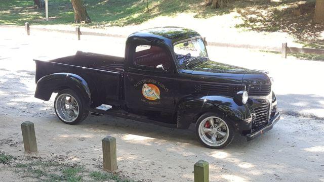 1947 Dodge Pick Up Truck Restomod Street Rod