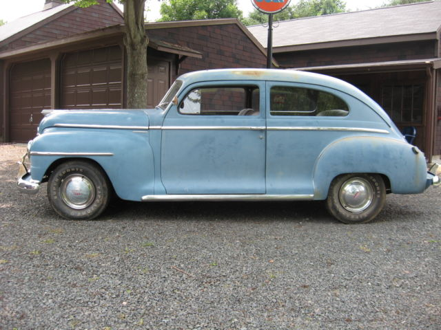1947 plymouth special deluxe 2dr like chrysler dodge desoto for 1947 plymouth 4 door sedan