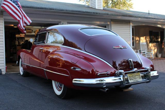 1948 Buick Super Sedanette Classic Car Coupe Roadmaste