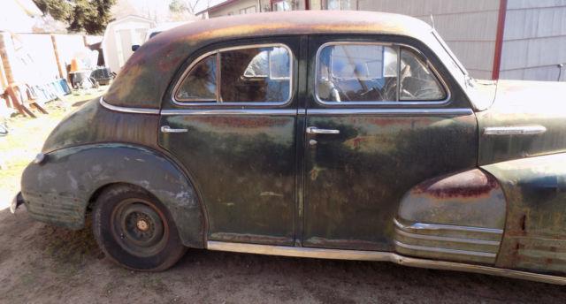 1948 Chevrolet Fleetline 4 Door 48 Chevy