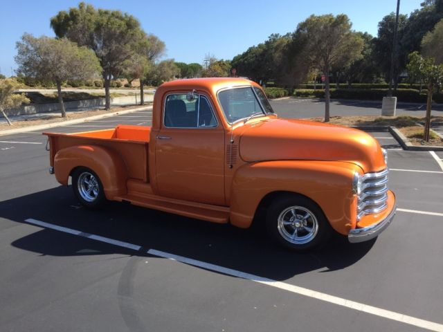 1948 chevy 3100 pickup truck for Oak motors san mateo