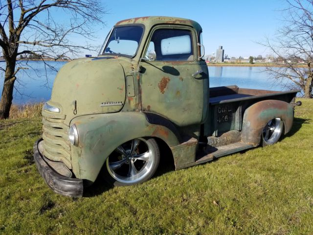 1948 Chevy Coe Cab Over 5wd Ls Powered V8 Fuel Injected