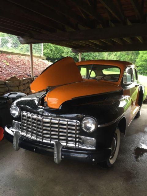 1948 dodge sedan taxi for 1948 dodge 2 door sedan