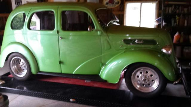 1948 Ford Anglia 383ci Chevy Motor Green European Racing Car Muscle RARE & 1948 Ford Anglia 383ci Chevy Motor Green European Racing Car ... markmcfarlin.com
