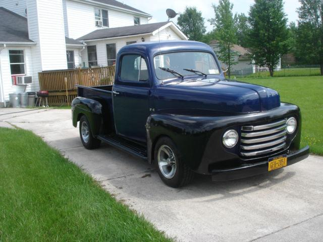 1948 ford f1 half ton pickup truck. Black Bedroom Furniture Sets. Home Design Ideas
