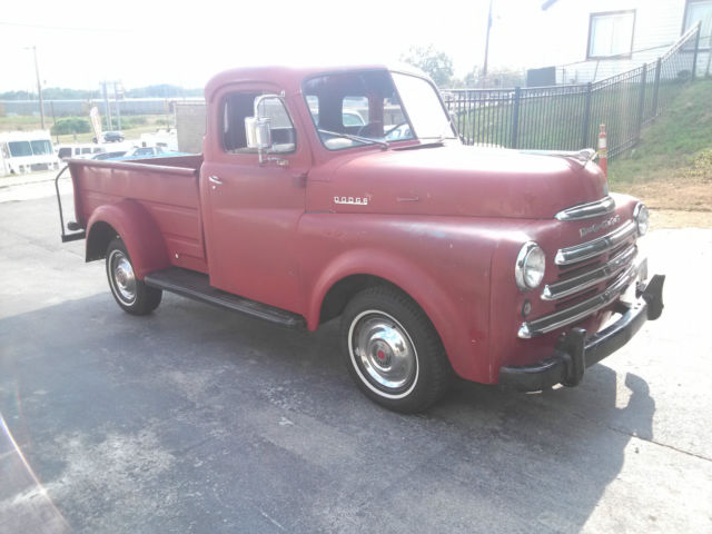 1949 dodge b 1 truck c 3 4 ton for 1949 dodge 5 window pickup truck
