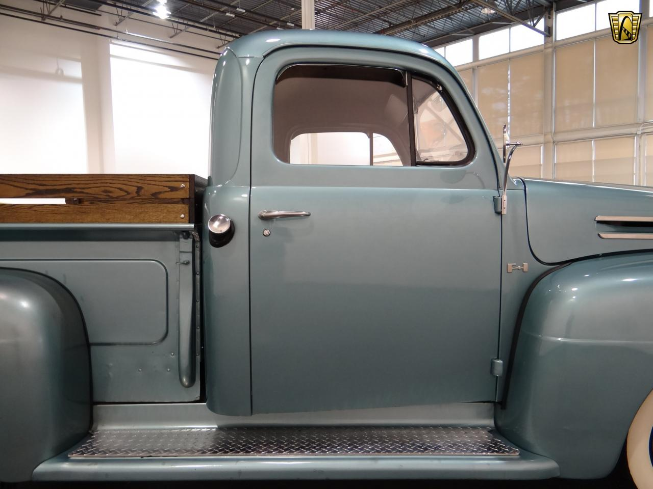 1949 Ford F1 60250 Miles Light Green Truck 226 Cid 6 Cylinder 3 Pick Up For Sale Speed Manual