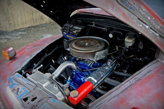 1949 Ford Truck Rat Rod F100 F1 Pick Up Street Rod 1950