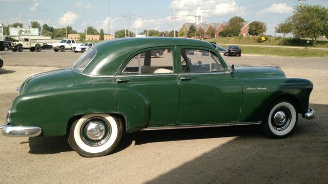 1949 Pontiac Silver Streak 4 Door