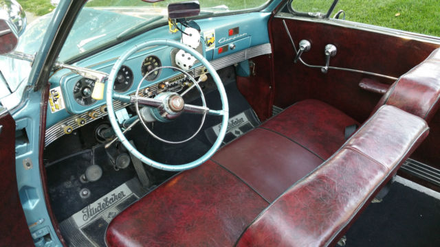 1949 Studebaker Champion Convertible  Appraised at 25000 Make