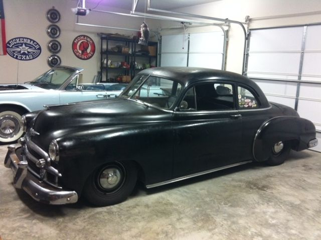 1950 Chevrolet Chevy Business Coupe Fleetline Special