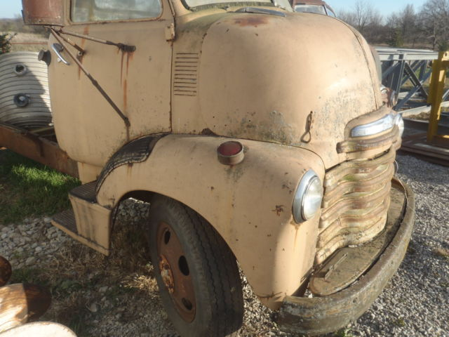 Chevy Rollback For Sale 1950 CHEVROLET COE CAB OVER TRUCK PR 2 TON 2 4 1 ROD ...