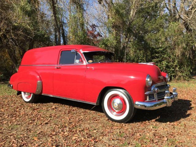 1950 chevrolet sedan delivery 2 door origional inline 6 for 1950 chevy 2 door sedan