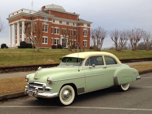 1950 chevrolet styleline deluxe 2 door sedan frame off for 1950 chevy deluxe 2 door