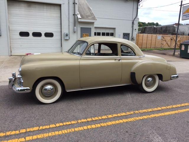 1950 chevrolet styleline special sport coupe 2 door for 1950 chevrolet 2 door